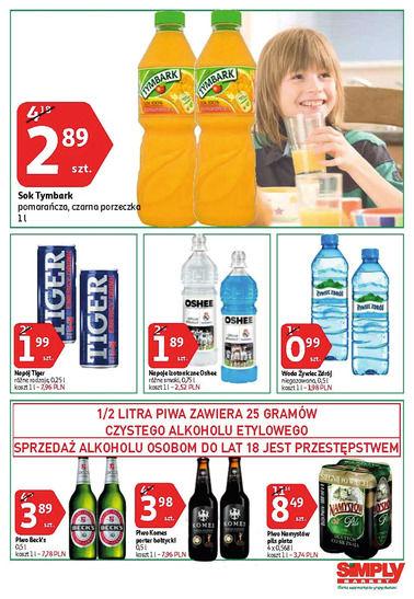 Gazetka promocyjna Simply Market, ważna od 16.11.2017 do 22.11.2017.