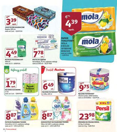 Gazetka promocyjna Auchan, ważna od 23.11.2017 do 29.11.2017.