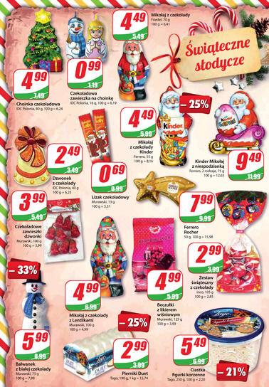 Gazetka promocyjna Dino, ważna od 13.12.2017 do 19.12.2017.
