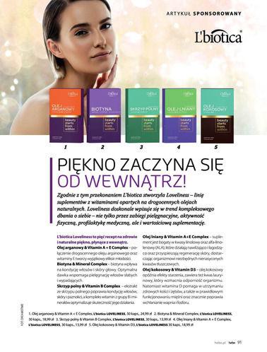 Gazetka promocyjna Drogeria Hebe, ważna od 01.01.2018 do 31.01.2018.