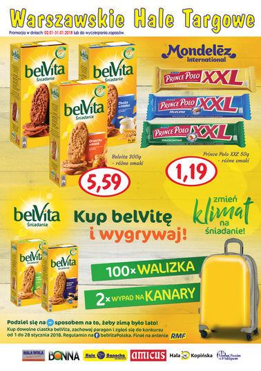 Gazetka promocyjna Bonna, ważna od 02.01.2018 do 31.01.2018.