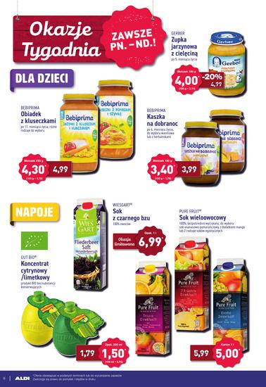 Gazetka promocyjna Aldi, ważna od 15.01.2018 do 22.01.2018.