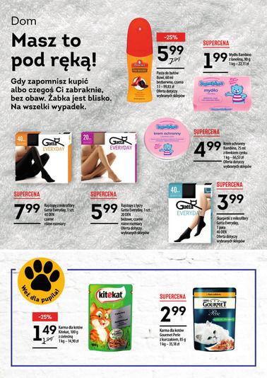 Gazetka promocyjna Żabka, ważna od 10.01.2018 do 23.01.2018.