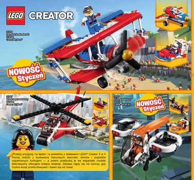 Gazetka promocyjna Lego, ważna od 01.01.2018 do 30.06.2018.