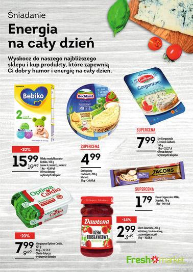Gazetka promocyjna Freshmarket, ważna od 07.02.2018 do 20.02.2018.