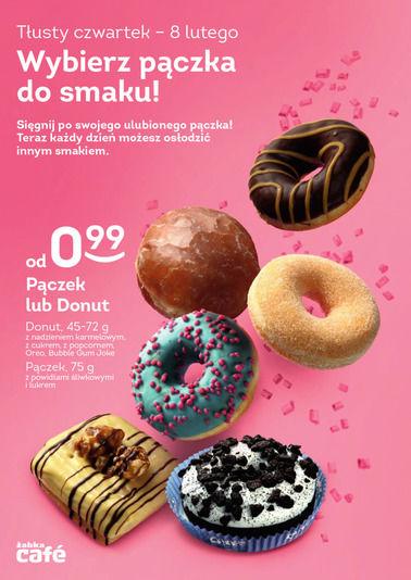 Gazetka promocyjna Żabka, ważna od 07.02.2018 do 20.02.2018.