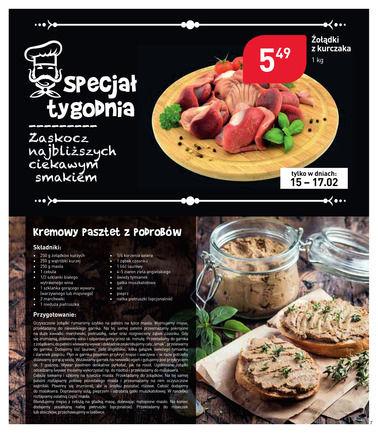 Gazetka promocyjna Stokrotka, ważna od 15.02.2018 do 21.02.2018.