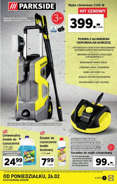 Gazetka promocyjna Lidl, ważna od 26.02.2018 do 04.03.2018.