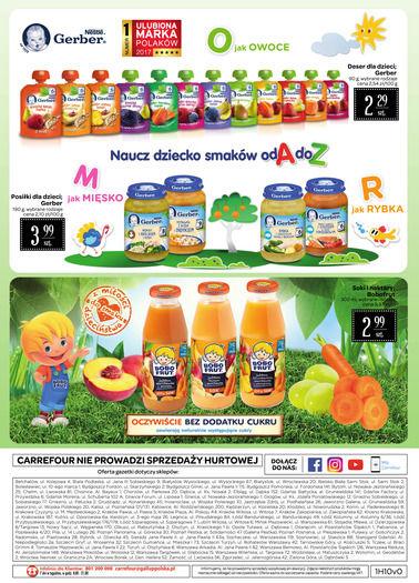 Gazetka promocyjna Carrefour, ważna od 05.03.2018 do 18.03.2018.