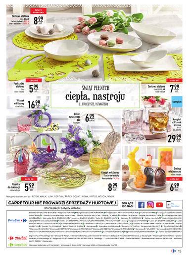 Gazetka promocyjna Carrefour, ważna od 20.03.2018 do 31.03.2018.
