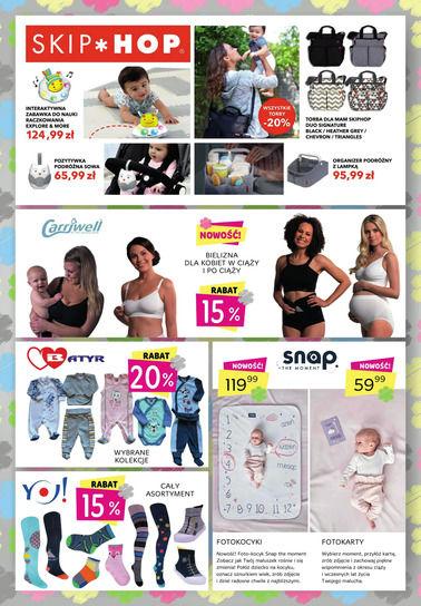 Gazetka promocyjna Akpol Baby, ważna od 16.03.2018 do 29.04.2018.